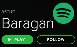 Baragan @ Spotify